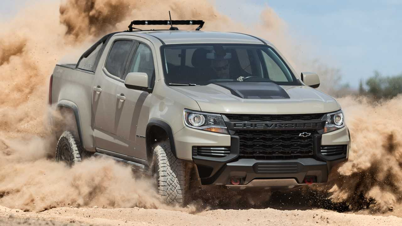 2021 Chevy Colorado ZR2