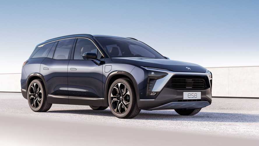 Rumour: NIO to enter European market in 2021