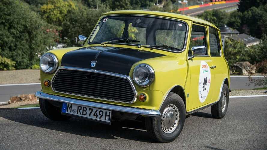 Mini relembra participação no seriado de TV do Mr. Bean após 30 anos