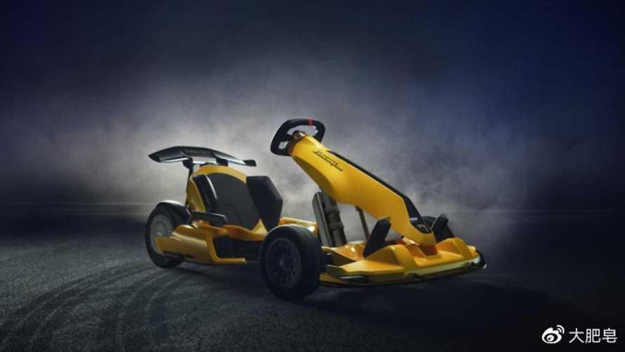 Segway's Ninebot GoKart Pro Has Lamborghini Edition
