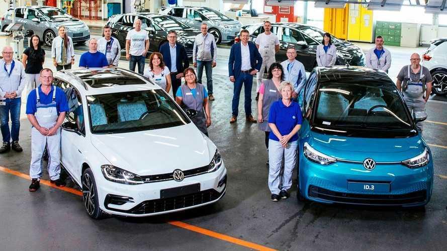 Volkswagen: último veículo a combustão é produzido em fábrica alemã