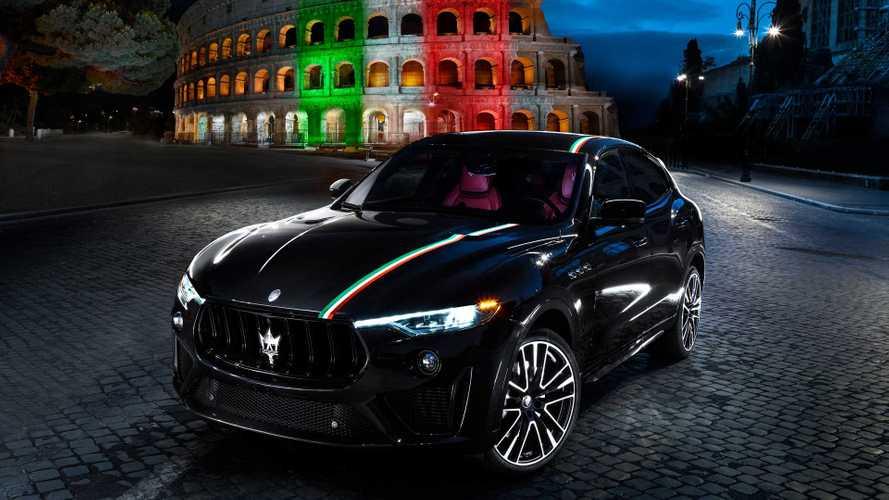 Maserati Levante Trofeo e GTS, il V8 si tinge di Tricolore