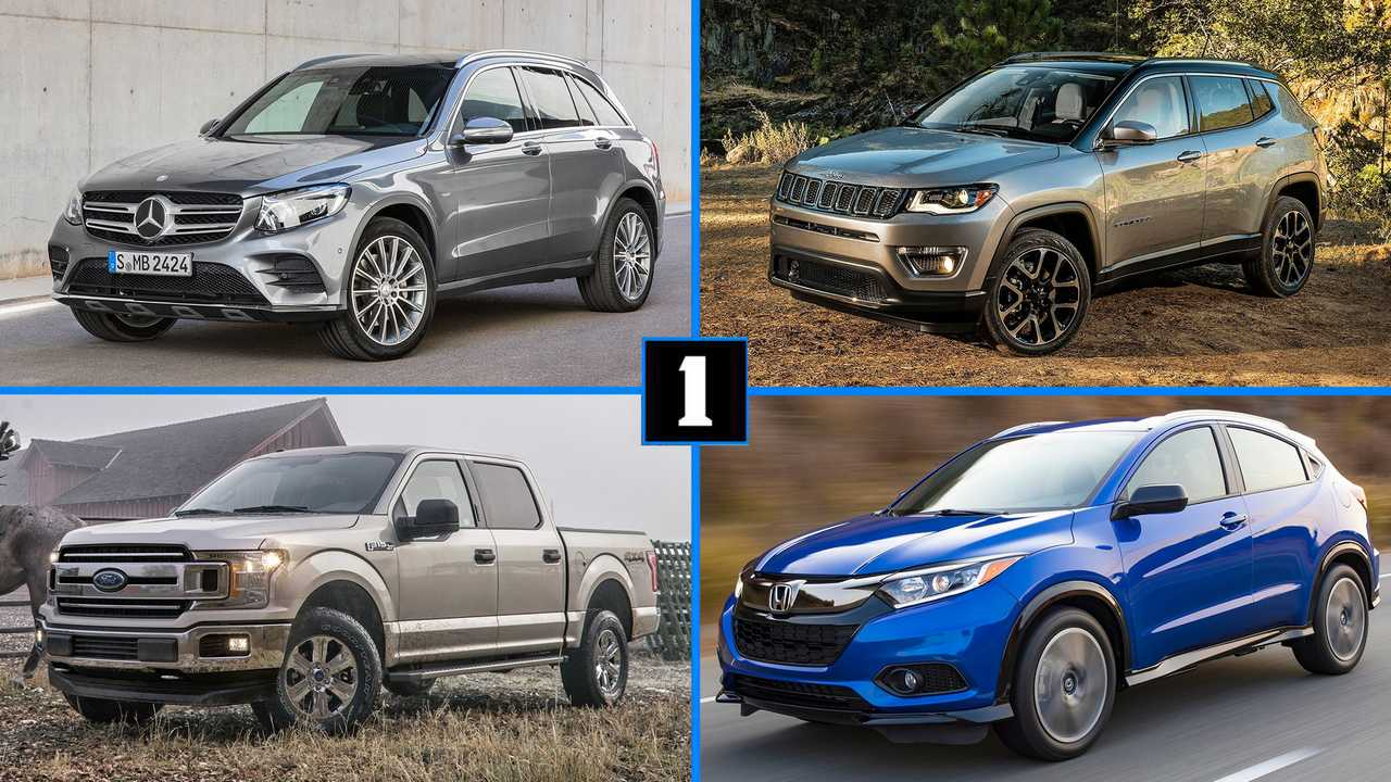 Top 10 Used Cars May Lead