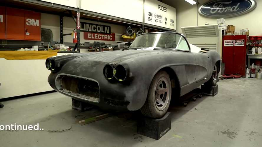 1962 Chevy Corvette Gets A Makeover From Chip Foose