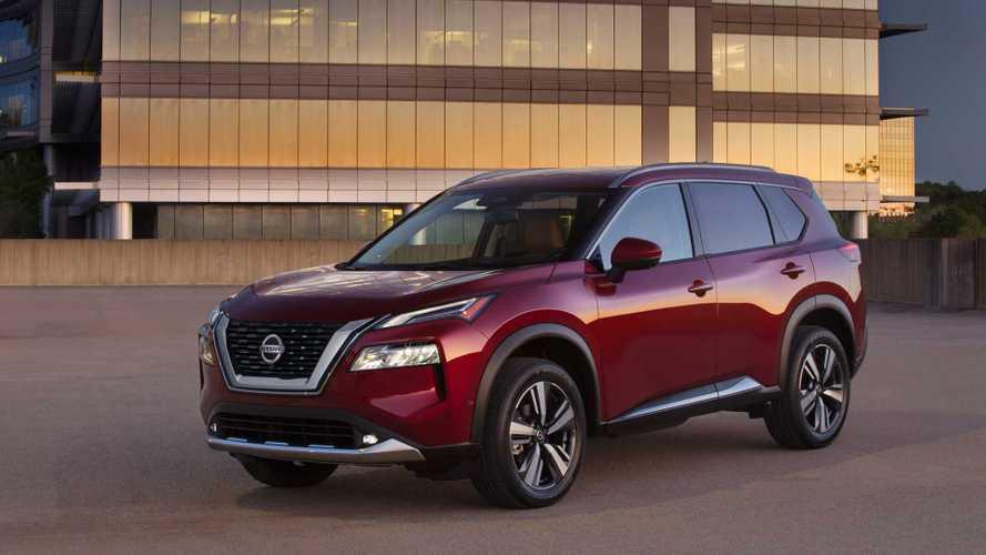 Новый Nissan Rogue прозрачно намекнул на будущее X-Trail