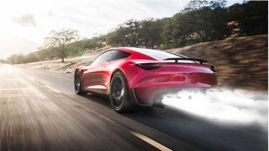 Маск: Выпуск Tesla Roadster откладывается, но летать она сможет