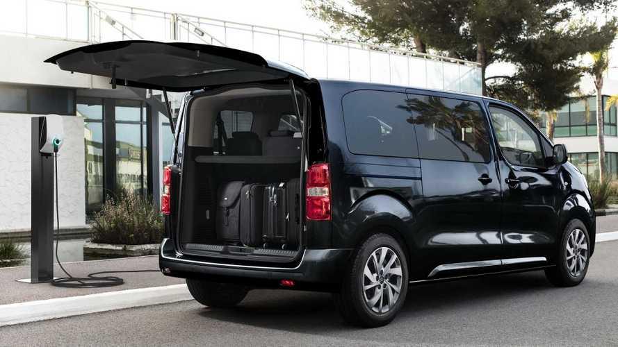 ë-SpaceTourer, Citroën pensa al trasporto persone elettrico