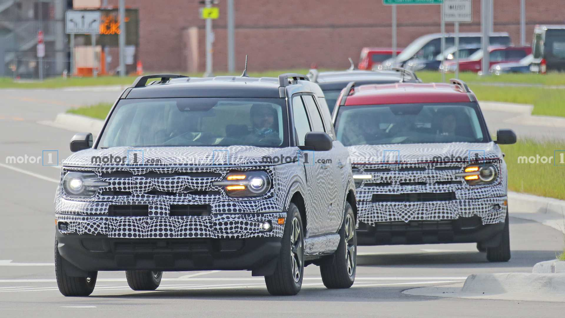 2021 Ford Bronco Sport May Be In Production Before It Even ...