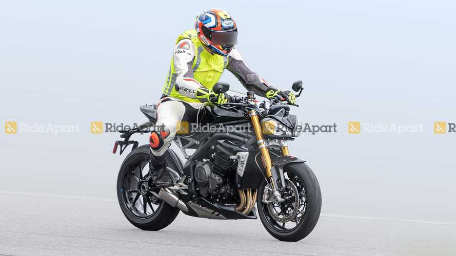 Spotted: Is This The New Triumph Speed Triple 1160 We've Been Expecting?