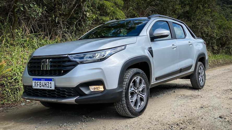 Fiat Strada 2022 fica mais cara; Volcano passa dos R$ 100.000