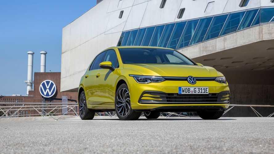Volkswagen rappelle la nouvelle Golf 8