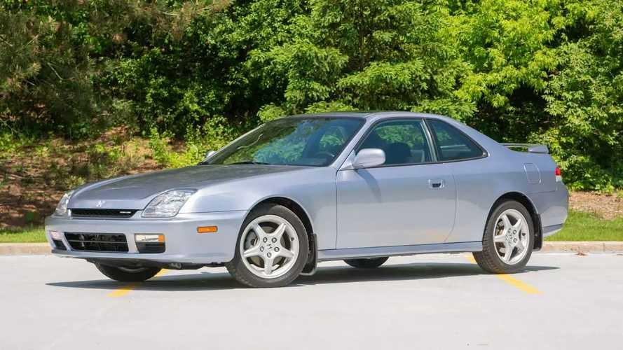 1999 Honda Prelude Type SH: Retro Review