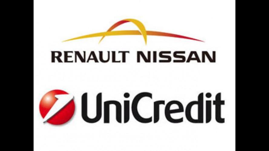 Renault-Nissan e UniCredit si alleano anche in Russia