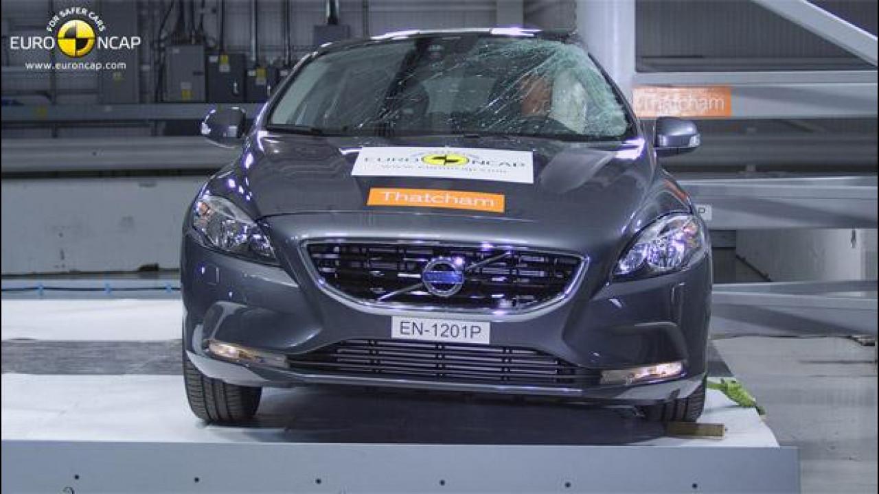 [Copertina] - Le auto più sicure del 2012 nei crash test Euro NCAP