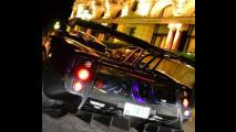 La Pagani Zonda di Lewis Hamilton