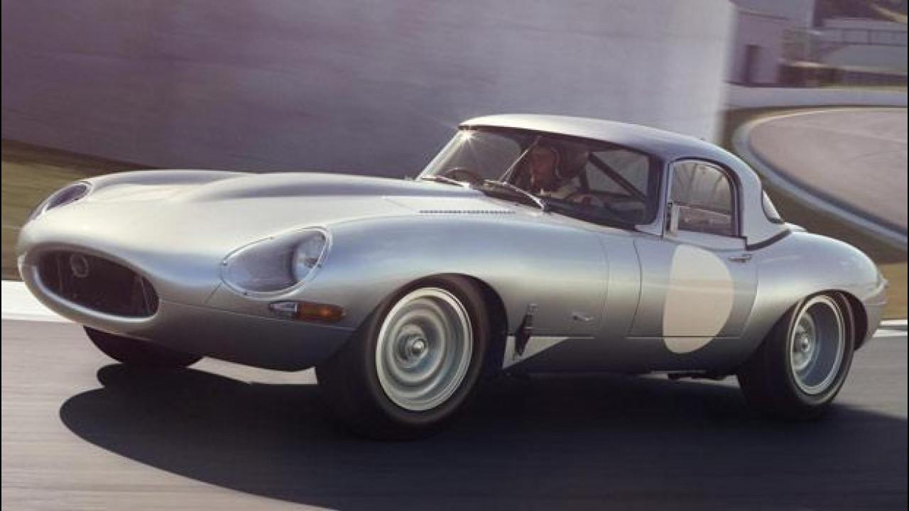 [Copertina] - Jaguar E-Type Lightweight Concept, così rinasce un mito