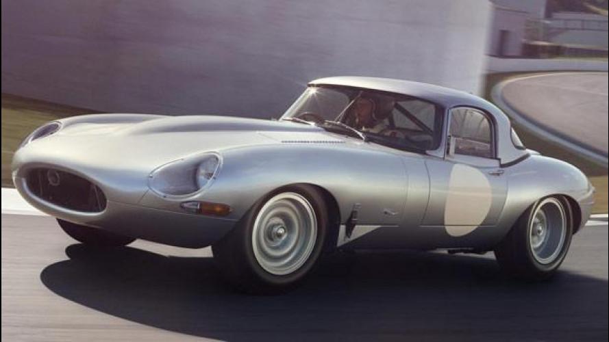 Jaguar E-Type Lightweight Concept, così rinasce un mito