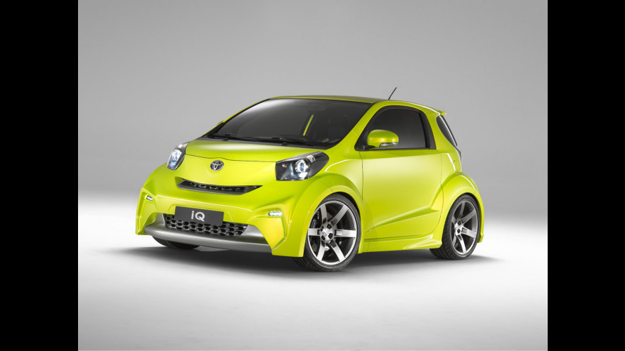 Toyota iQ Sports e iQ Collection