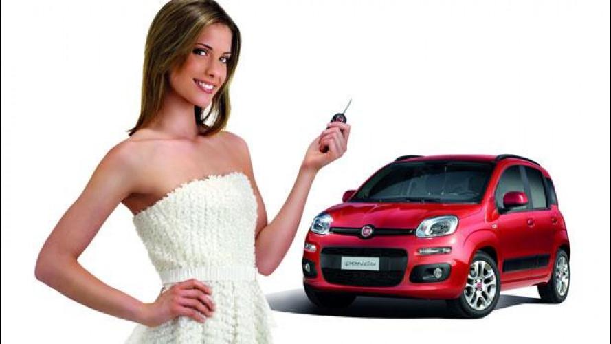 Fiat sostituisce Peugeot come sponsor di Miss Italia 2012
