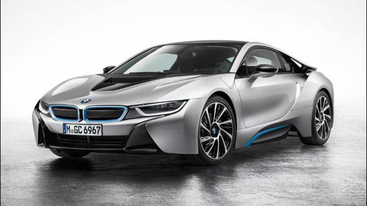 [Copertina] - BMW i8