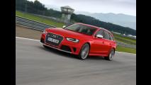 Audi RS 4 Avant, 450 CV ad un prezzo di 78.500 euro