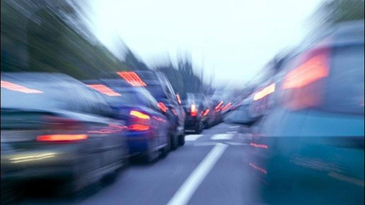 [Copertina] - Roma è la capitale del traffico italiano