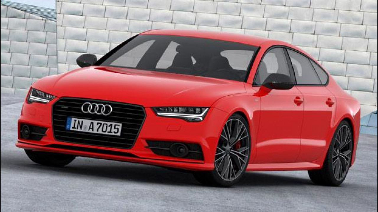 [Copertina] - Audi A7 Sportback 3.0 TDI competition, ora con 326 CV