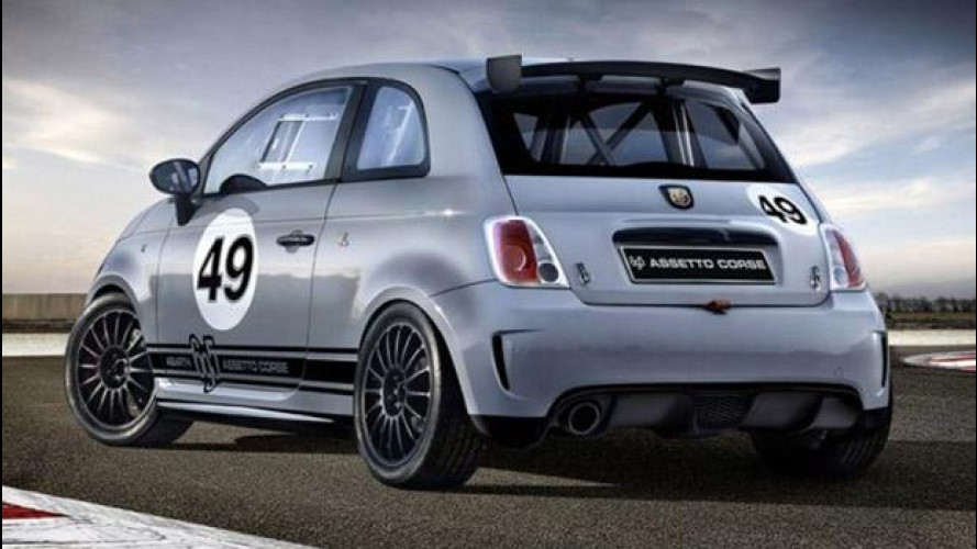 Abarth 695 AC in livrea speciale