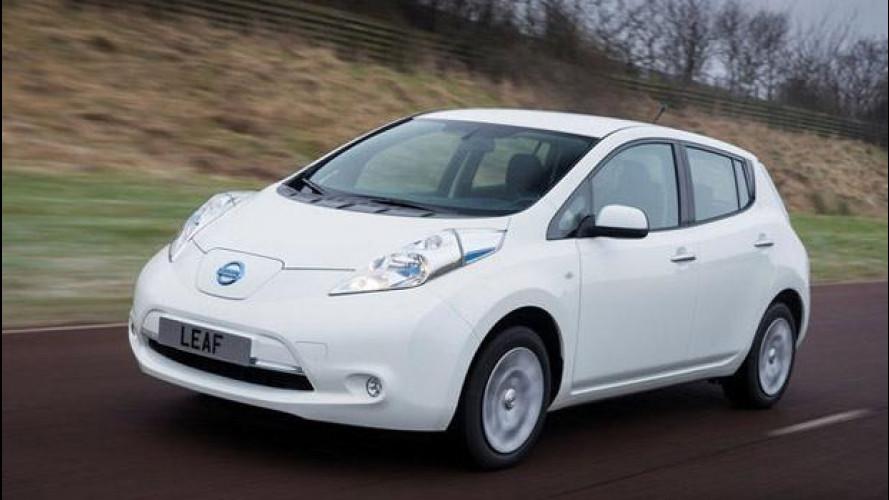 Nissan estende la garanzia sulla batteria anche alle Leaf di prima generazione
