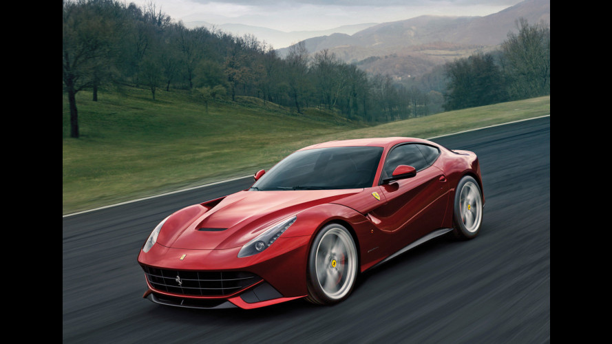 Ferrari F12berlinetta, il primo video