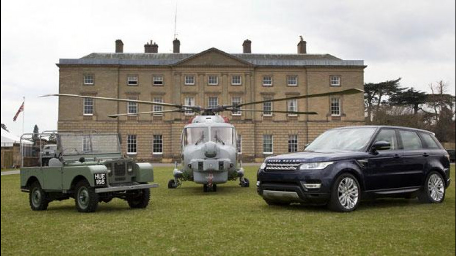 Land Rover, 65 anni offroad