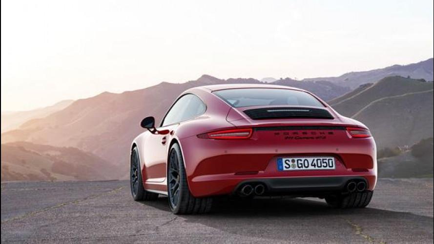 [Copertina] - Porsche 911 Carrera GTS, la più bella (da guidare)