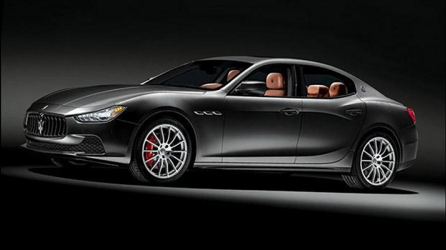 Maserati Ghibli, regalo di Natale