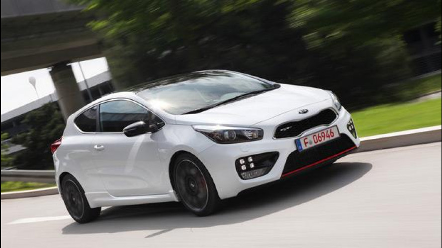 Kia pro_cee'd GT: Gran Turismo fra ragione ed emozione
