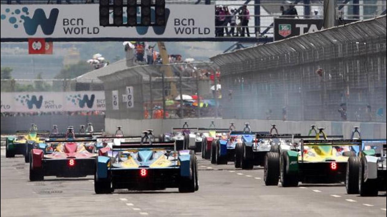 [Copertina] - Motor Show 2014, la Formula E è protagonista