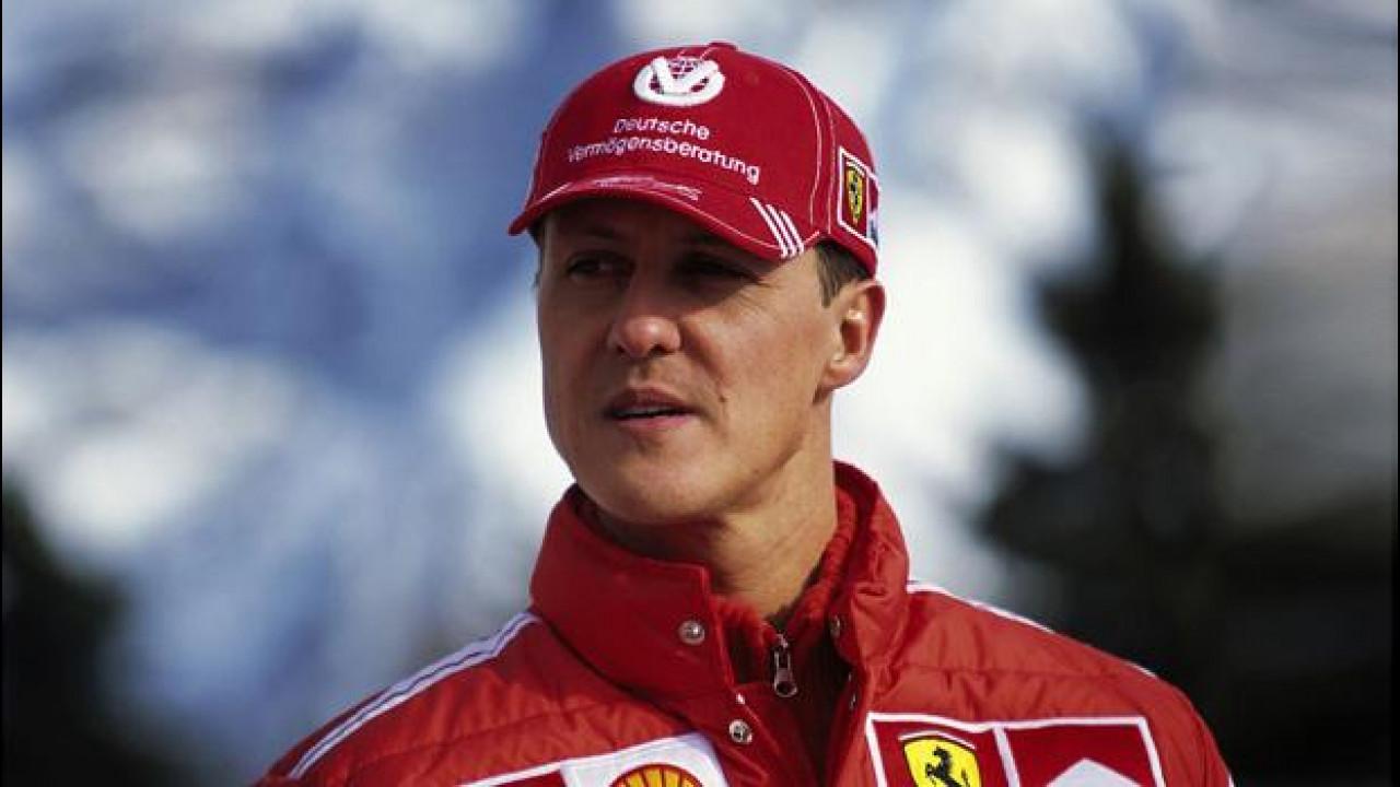 [Copertina] - Schumacher, un anno dopo