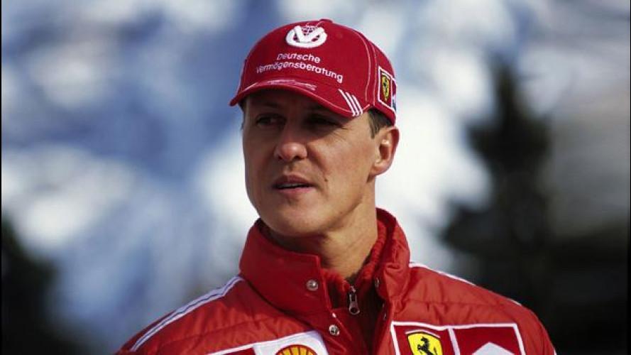 Schumacher, un anno dopo