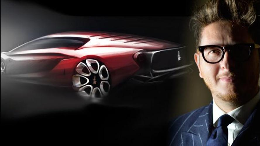 Umberto Palermo, il designer che sogna la rinascita dell'auto torinese