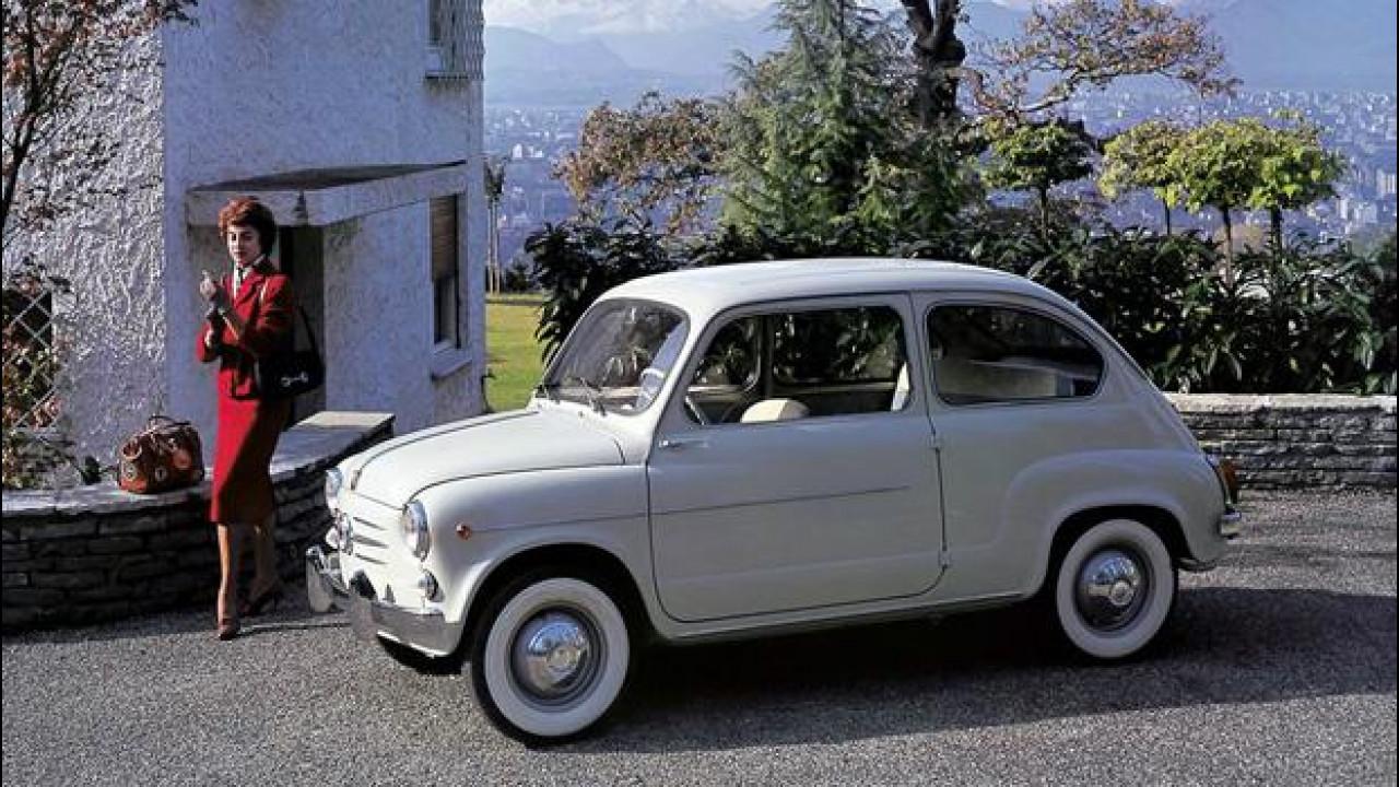 [Copertina] - Fiat 600, sessant'anni e una probabile seconda vita