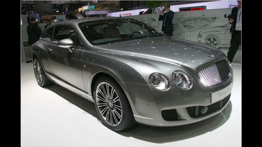 Bentley Flying Star