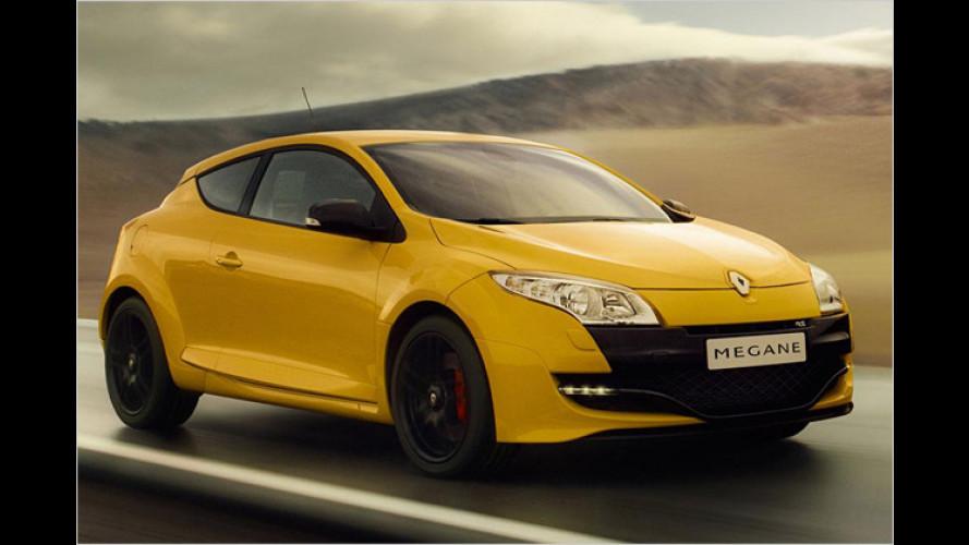 Renault zeigt den stärksten Mégane aller Zeiten