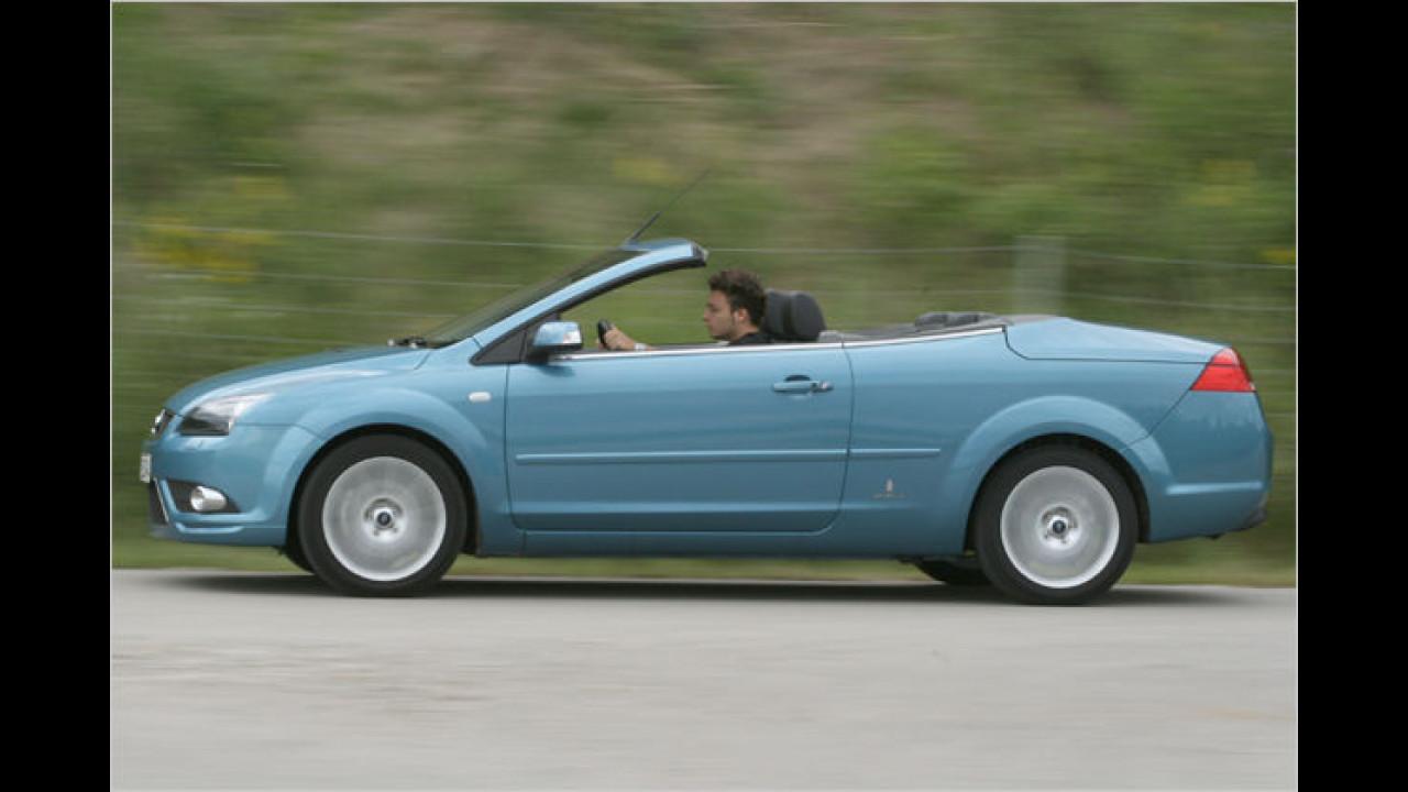 Ford Focus Coupé-Cabriolet 2.0 TDCi DPF