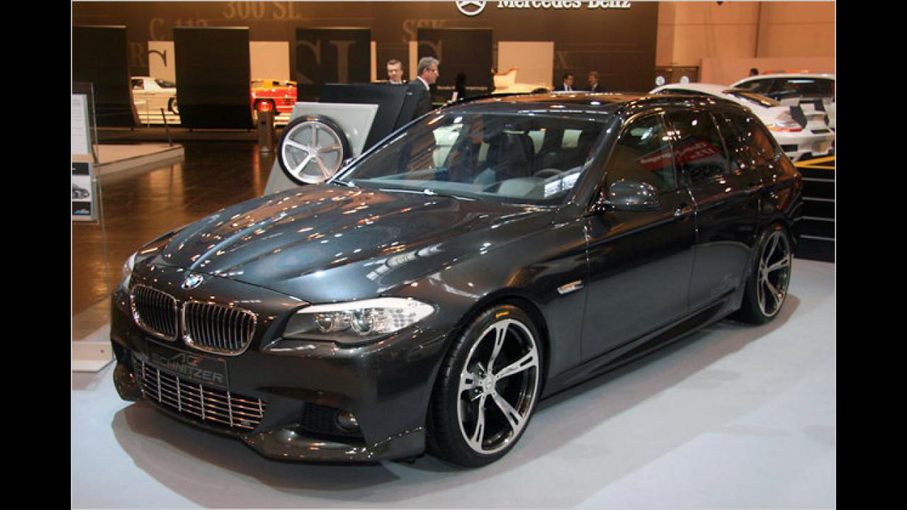 Schnitzer BMW Fünfer Touring