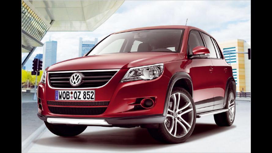 Schickes VW-Zubehör: Aufwerten statt abwracken