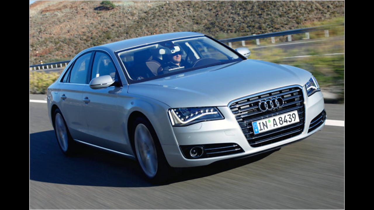 Audi A8 4.2 TDI quattro tiptronic
