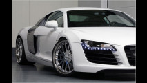 Audi R8 scharf gemacht