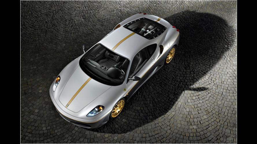 Ferrari versteigert F430 für Erdbebenopfer aus Aquila
