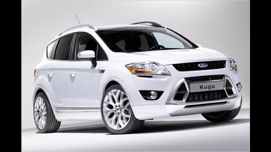Ford Kuga (2008) mit zahlreichen Personalisierungsmöglichkeiten