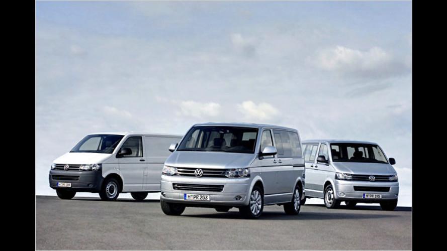 VW T5: Günstige Versicherung und Assistenzsysteme