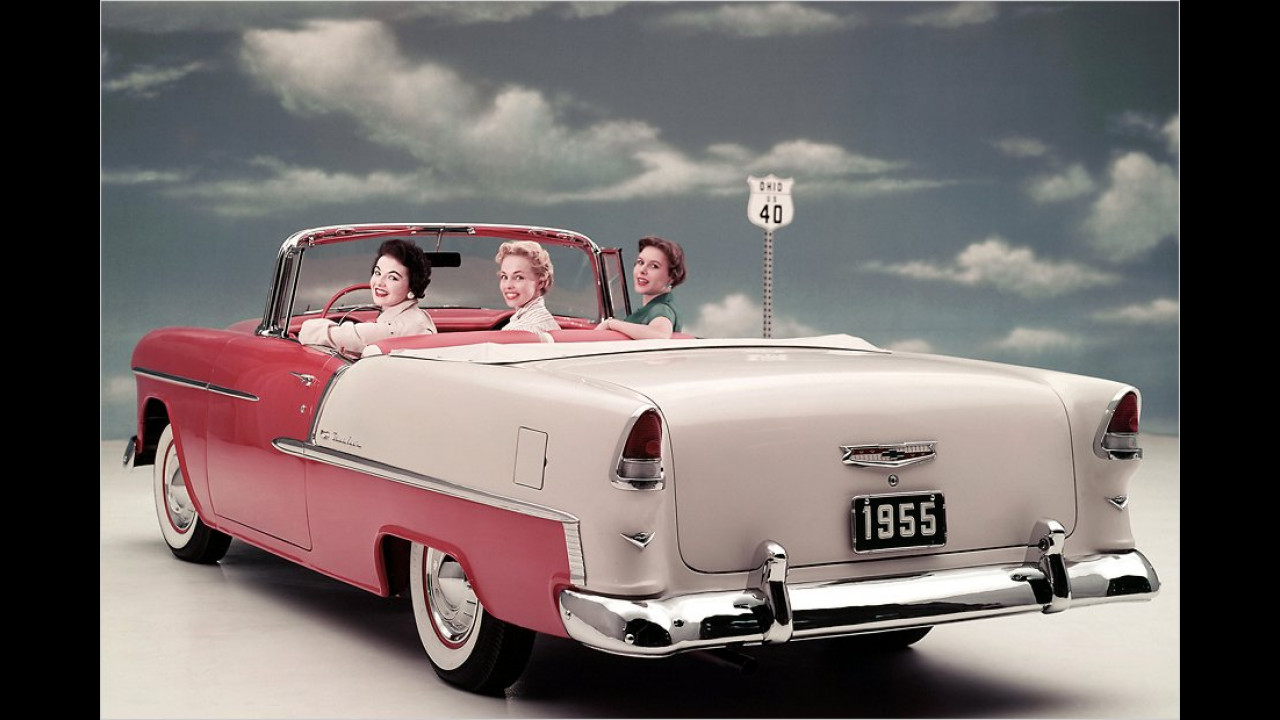 Bel Air Convertible (1955)